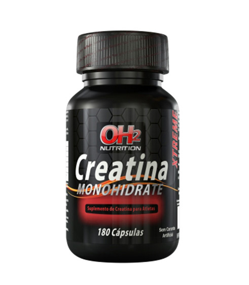 CREATINA MONOHIDRATE 500MG